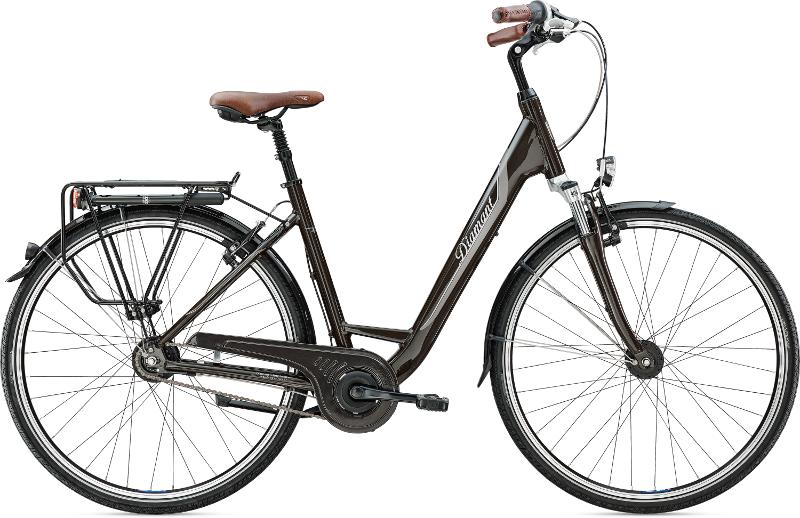Diamant Achat Komfort Graphit Metallic 2016 - Citybike 2rad-center.com